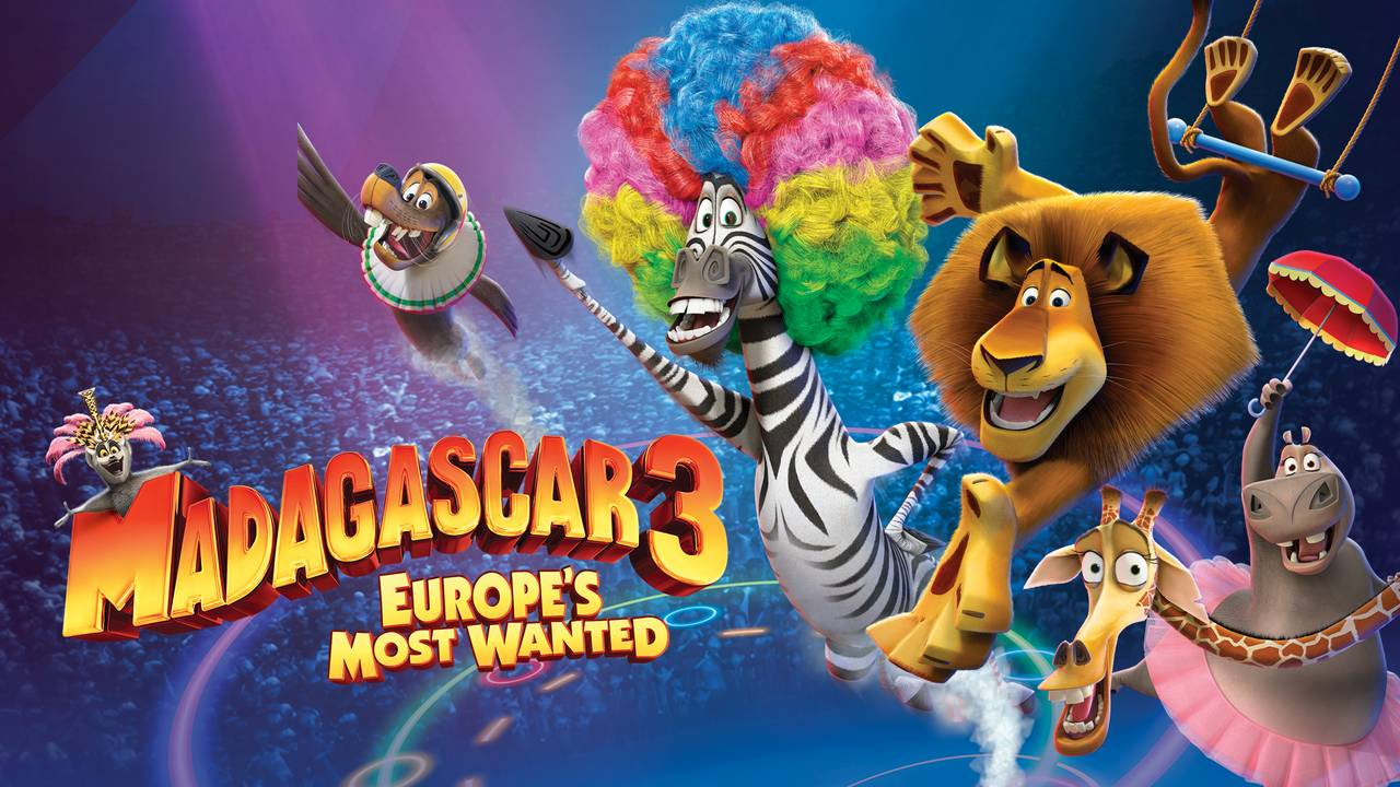 Madagascar 3: Europe's Most Wanted (HBO)