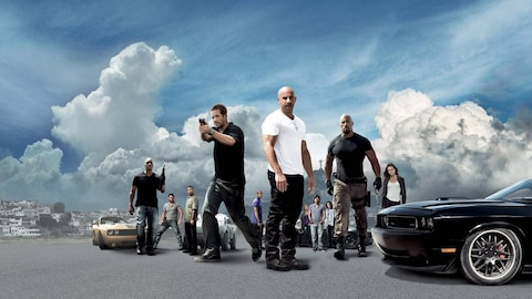 Fast Five (HBO)