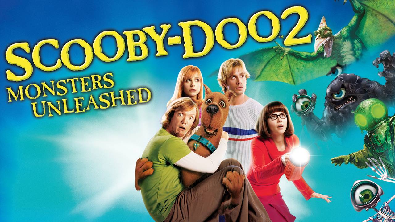 Watch Scooby Doo 2 Monsters Unleashed Stream Movies Hbo Max