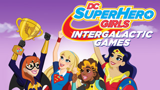DC Super Hero Girls: Intergalact