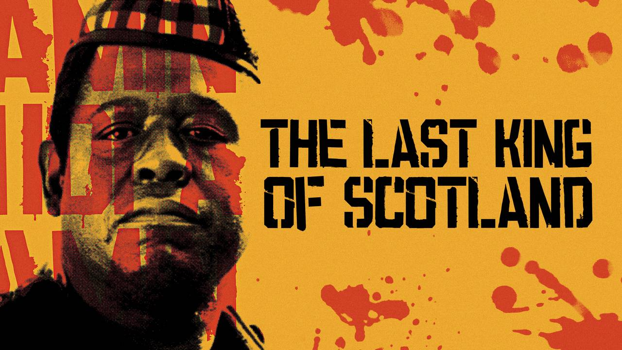 The Last King of Scotland (HBO)