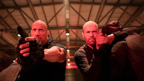 Fast & Furious Presents: Hobbs & Shaw (HBO)