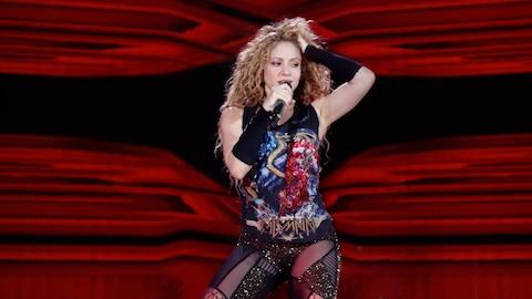 Shakira In Concert: El Dorado World Tour (HBO)