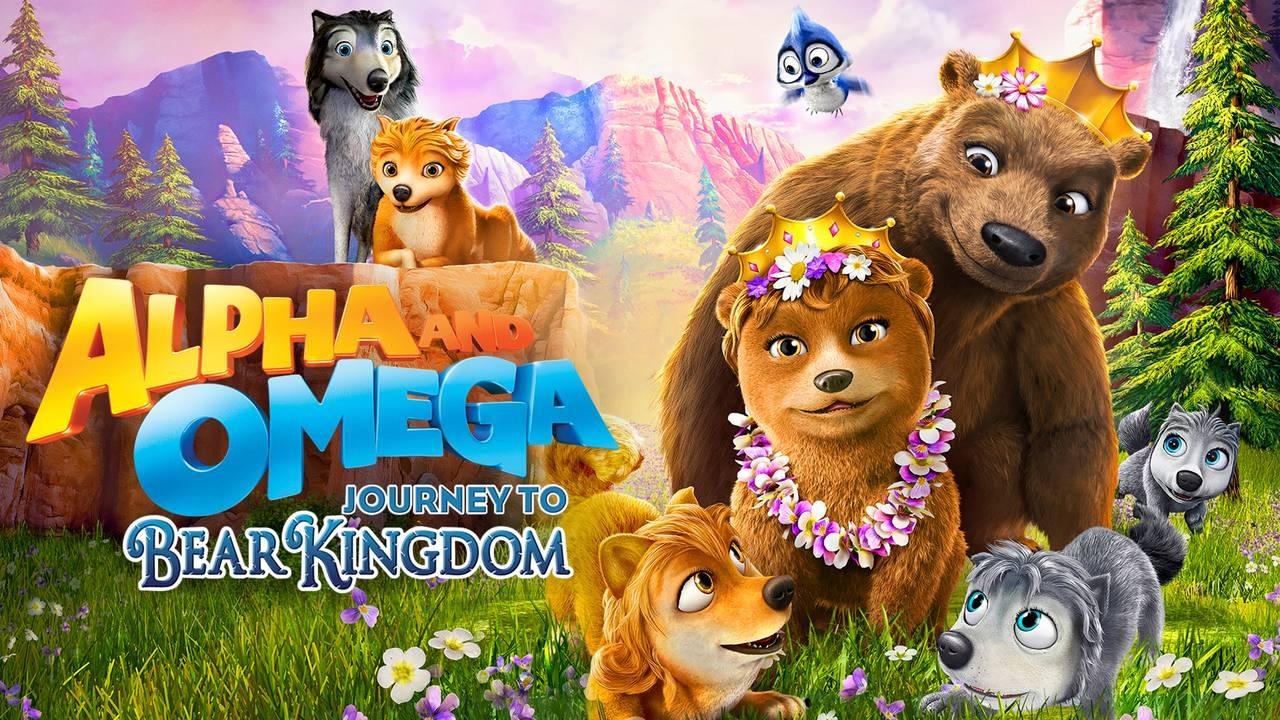 Alpha and Omega: Journey to Bear Kingdom (HBO)