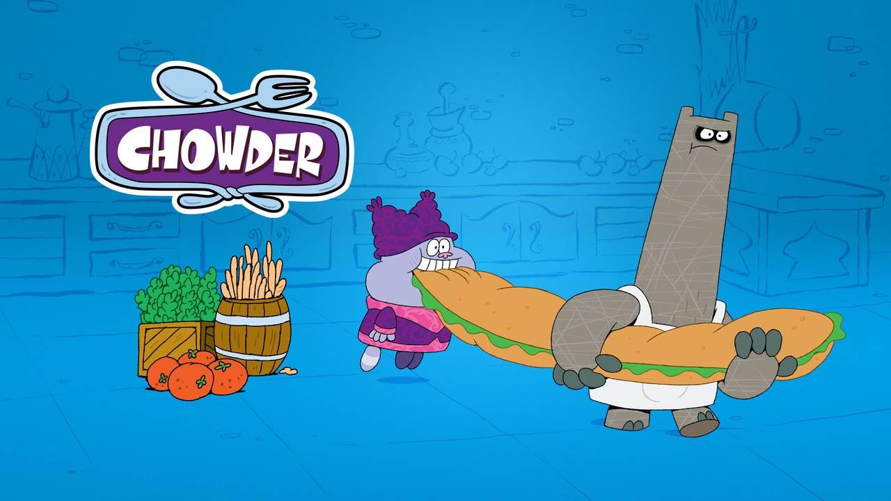 Watch Chowder Stream Tv Shows Hbo Max