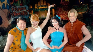 The Flintstones in Viva Rock Vegas (HBO)