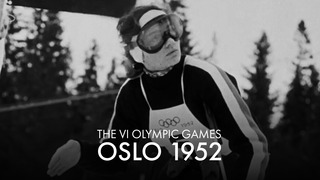 The VI Olympic Winter Games, Oslo 1952