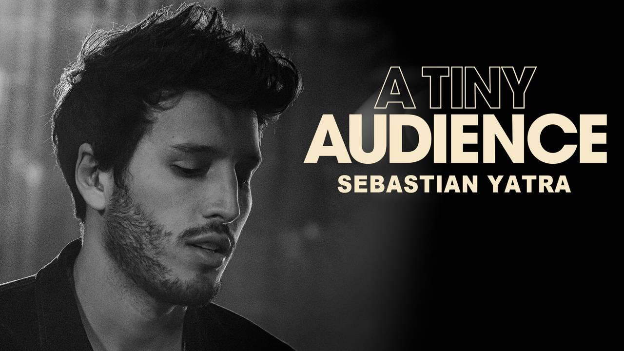 A Tiny Audience: Sebastian Yatra (HBO)