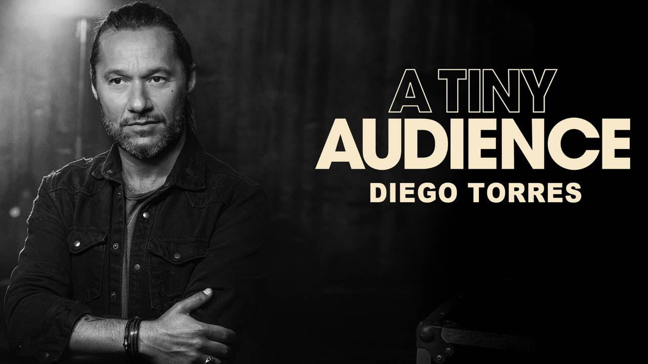 A Tiny Audience: Diego Torres (HBO)