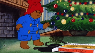 The Ghost of Christmas Paddington