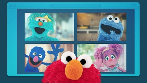 Sesame Street: Elmo's Playdate (HBO)