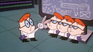 Double Trouble/Dexter's Lab: A Story/Changes