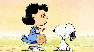 A Day with Snoopy