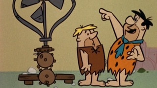 The Flintstone Flyer