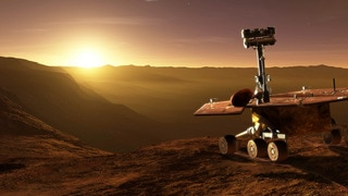 Opportunity: A Life on Mars