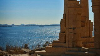 Part 1: Lake Nasser