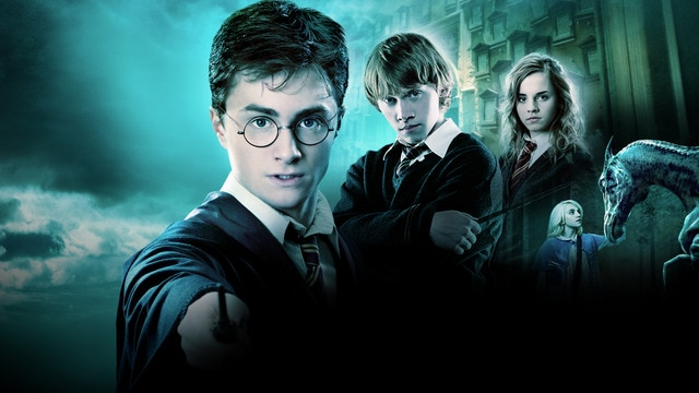 Watch Harry Potter And The Order Of The Phoenix Stream Movies