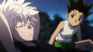 Ging X And X Gon