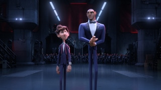 Spies in Disguise (HBO)