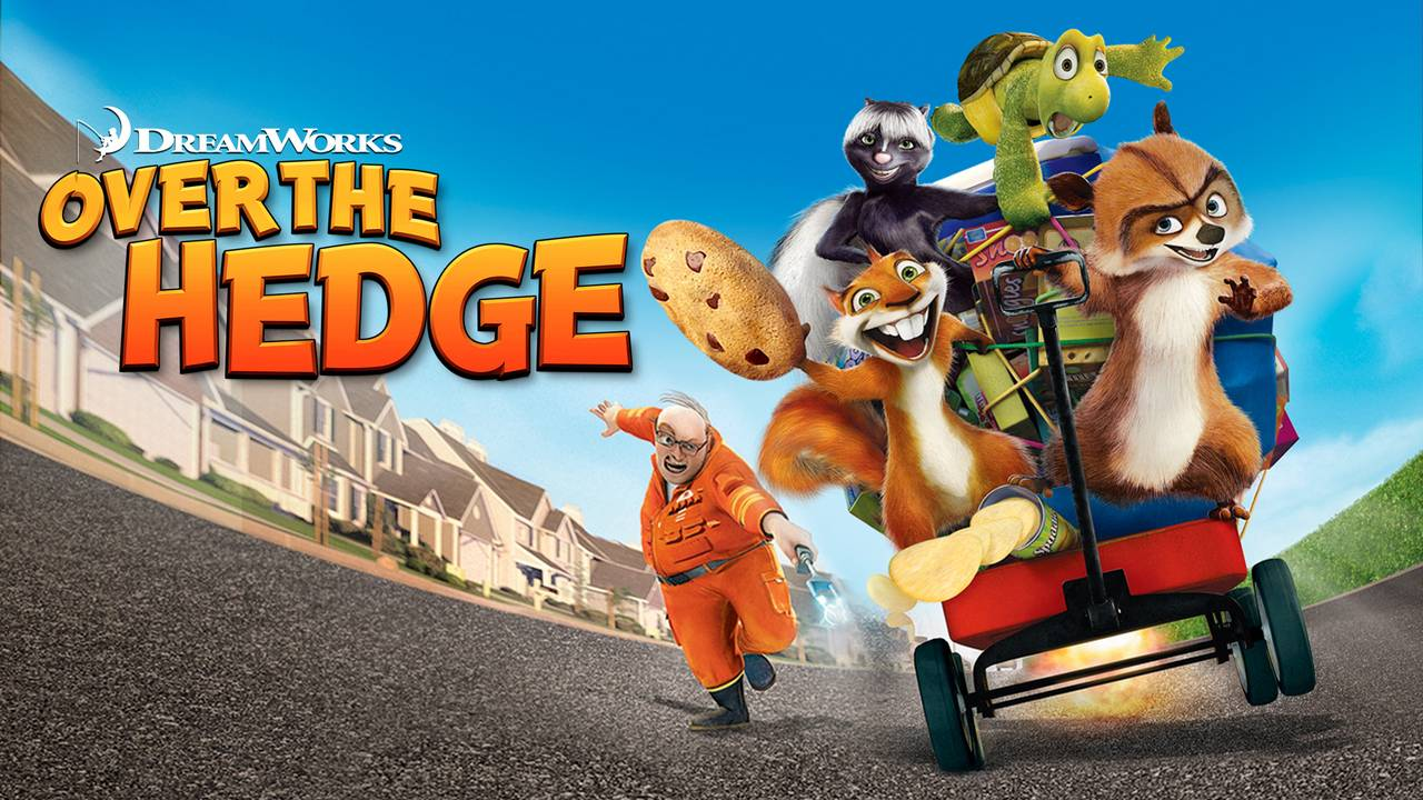 Over the Hedge (HBO)