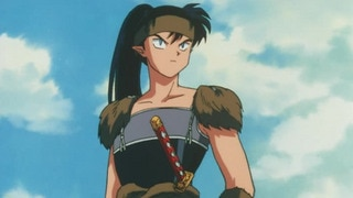 Kagome Kidnapped by Koga, the Wolf Demon!